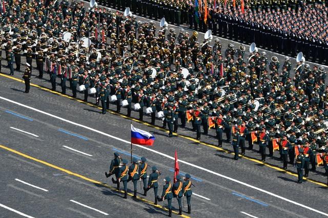 14.000 quân Nga duyệt binh mừng 75 năm chiến thắng phát xít - 18
