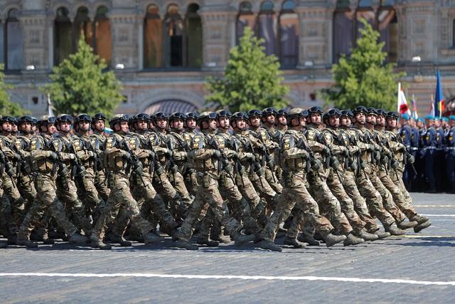 14.000 quân Nga duyệt binh mừng 75 năm chiến thắng phát xít - 17