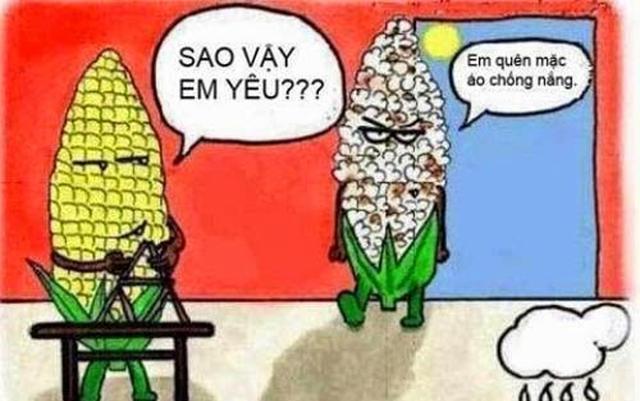 Dân mạng thi nhau chế ảnh cực hài hước mùa nắng nóng - 10