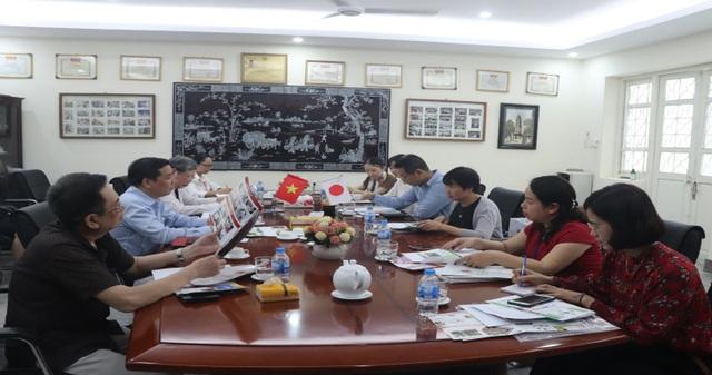 Phương pháp giáo dục tiên tiến Nhật Bản tại Hoàng Long - Hanoi Tokyo - 1