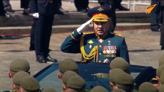 14.000 quân Nga duyệt binh mừng 75 năm chiến thắng phát xít - 25