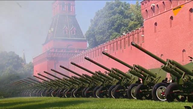 14.000 quân Nga duyệt binh mừng 75 năm chiến thắng phát xít - 22