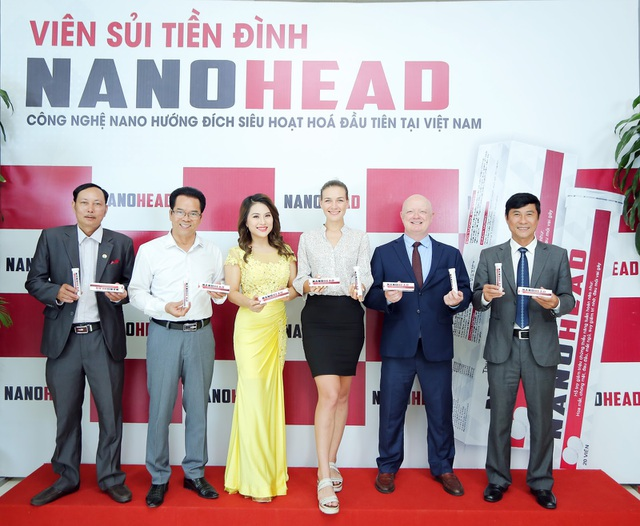 Ra mắt Viên sủi tiền đình Nano Head công nghệ cao - 1