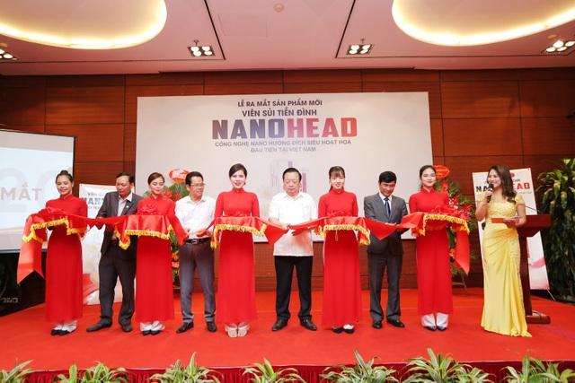 Ra mắt Viên sủi tiền đình Nano Head công nghệ cao - 4