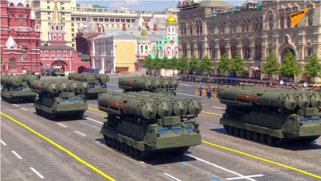 14.000 quân Nga duyệt binh mừng 75 năm chiến thắng phát xít - 13