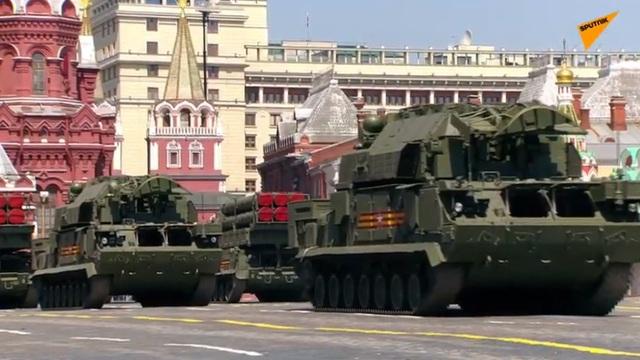 14.000 quân Nga duyệt binh mừng 75 năm chiến thắng phát xít - 12