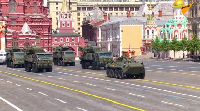 14.000 quân Nga duyệt binh mừng 75 năm chiến thắng phát xít - 15