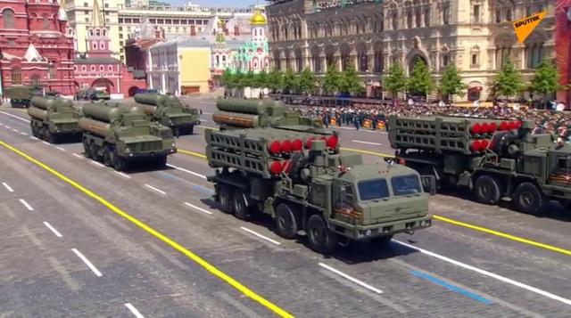 14.000 quân Nga duyệt binh mừng 75 năm chiến thắng phát xít - 9