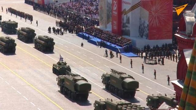 14.000 quân Nga duyệt binh mừng 75 năm chiến thắng phát xít - 10