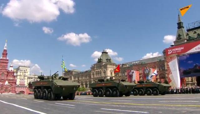 14.000 quân Nga duyệt binh mừng 75 năm chiến thắng phát xít - 16