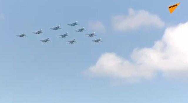14.000 quân Nga duyệt binh mừng 75 năm chiến thắng phát xít - 4