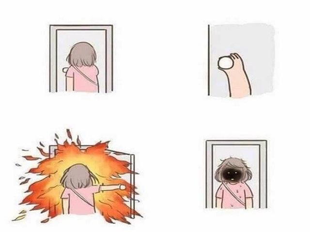 Dân mạng thi nhau chế ảnh cực hài hước mùa nắng nóng - 2