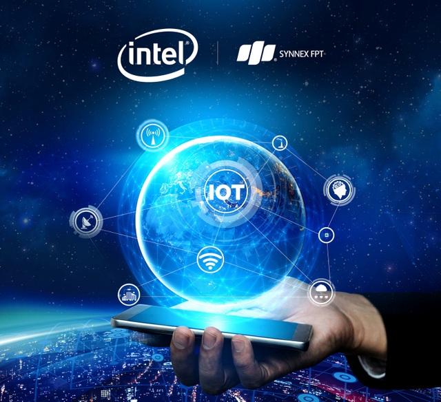 Giải pháp Intel IoT cho ngành hàng bán lẻ thông minh - 1