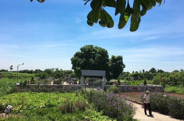 Hà Nội: Bí ẩn về khu lăng mộ đá tưởng chừng biến mất sau trận lũ lịch sử - 16