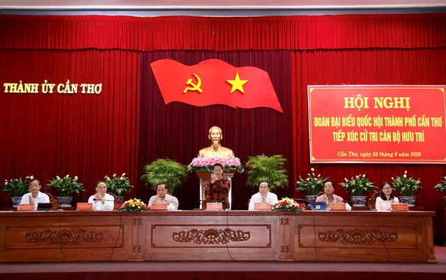 Chủ tịch Quốc hội trả lời cử tri về vụ án Hồ Duy Hải - 1