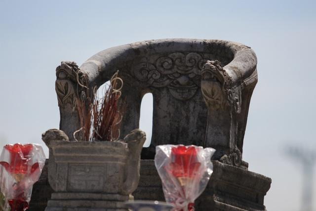 Hà Nội: Bí ẩn về khu lăng mộ đá tưởng chừng biến mất sau trận lũ lịch sử - 6