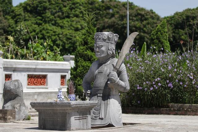 Hà Nội: Bí ẩn về khu lăng mộ đá tưởng chừng biến mất sau trận lũ lịch sử - 12
