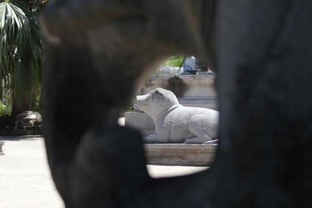 Hà Nội: Bí ẩn về khu lăng mộ đá tưởng chừng biến mất sau trận lũ lịch sử - 10
