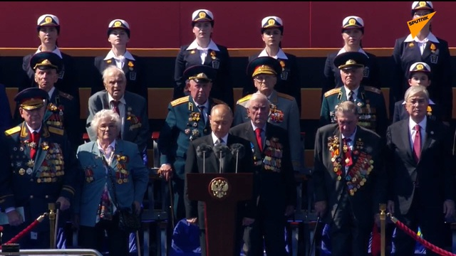 14.000 quân Nga duyệt binh mừng 75 năm chiến thắng phát xít - 24