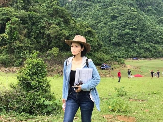 """Lên Cao Bằng quay """"Kiều"""", đoàn phim của Mai Thu Huyền gặp mưa to gió lớn - 2"""