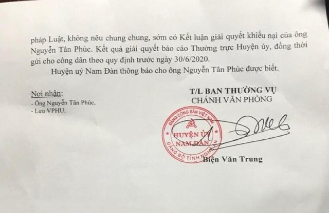 Diễn biến bất ngờ vụ thu hồi đất vô lý, dân kiện chính quyền ra tòa  - 6