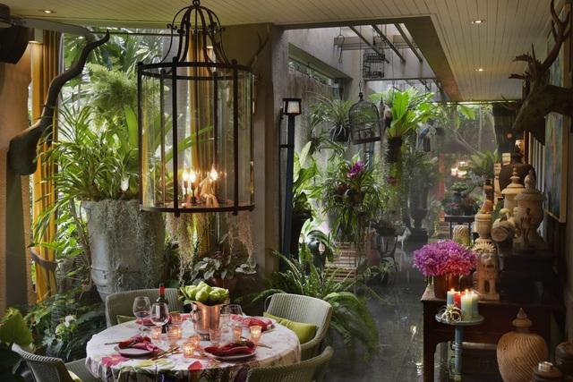 """Ngôi nhà kỳ quái vào bên trong như """"vườn địa đàng"""" ở Thái Lan - 1"""