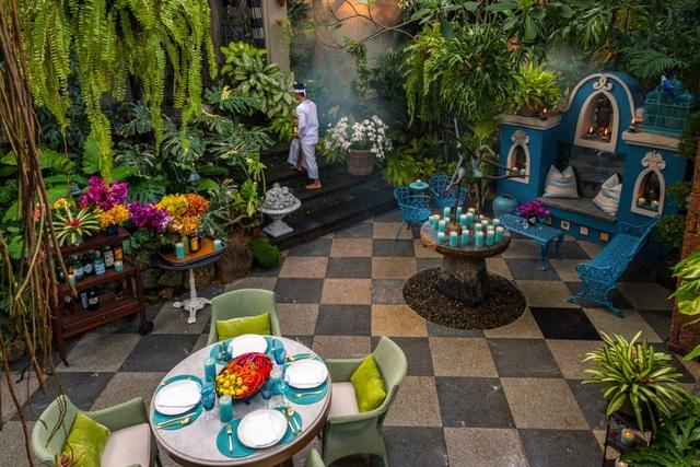 """Ngôi nhà kỳ quái vào bên trong như """"vườn địa đàng"""" ở Thái Lan - 6"""