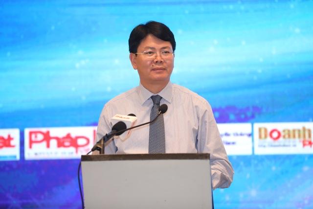 Báo Pháp luật Việt Nam kỷ niệm 35 năm ngày ra số báo đầu tiên - 2