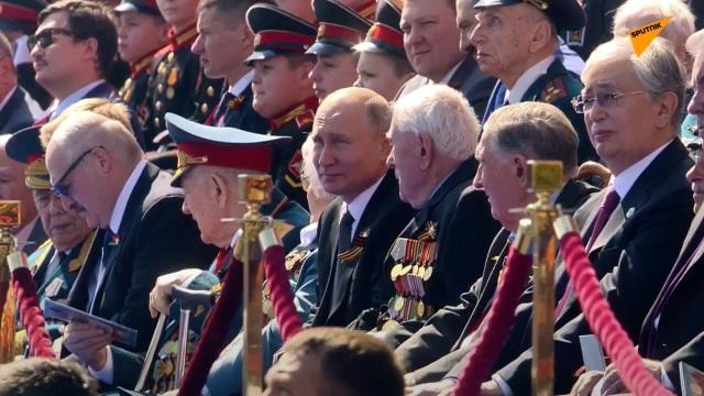 14.000 quân Nga duyệt binh mừng 75 năm chiến thắng phát xít - 26