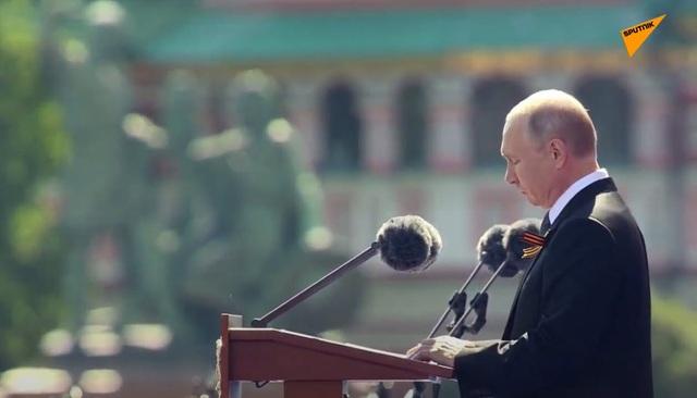 14.000 quân Nga duyệt binh mừng 75 năm chiến thắng phát xít - 23