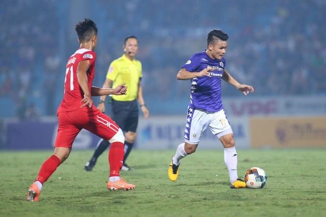 """HLV CLB Hà Nội: """"Quang Hải sẽ sớm vượt qua khó khăn"""" - 1"""