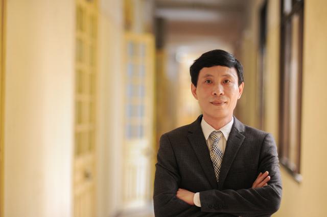 Trường Đại học Khoa học Tự nhiên - Đại học QGHN có 2 Phó hiệu trưởng mới - 2