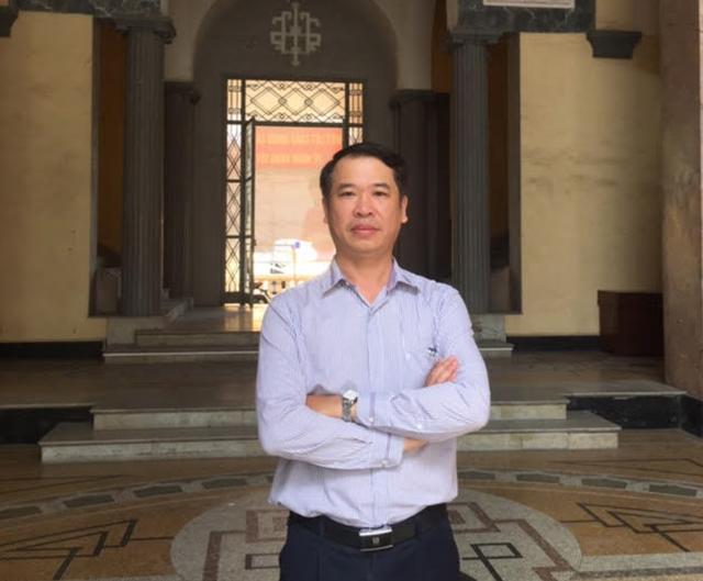 Trường Đại học Khoa học Tự nhiên - Đại học QGHN có 2 Phó hiệu trưởng mới - 1