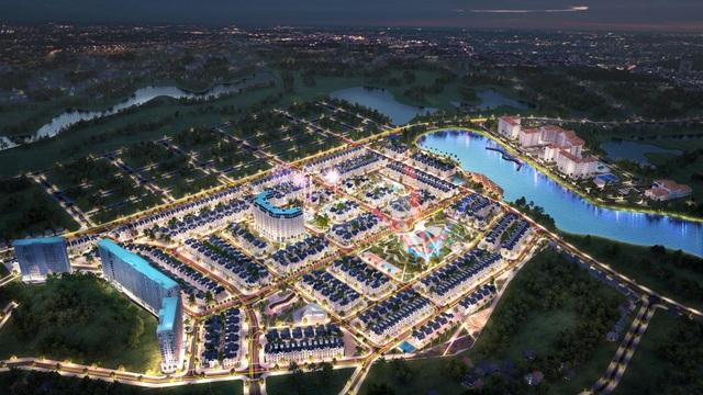 Times Garden Vĩnh Yên Residences - Mở bán biệt thự nằm trên tuyến đường Lý Nam Đế - 2