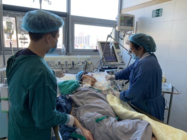 Sởn da gà tình cảnh người phụ nữ bị vi khuẩn ăn mòn cơ thể đến nguy kịch - 2