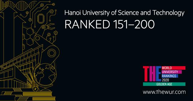 """Đại học Bách khoa HN vào top 200 trường có """"độ tuổi vàng"""" tốt nhất thế giới - 1"""