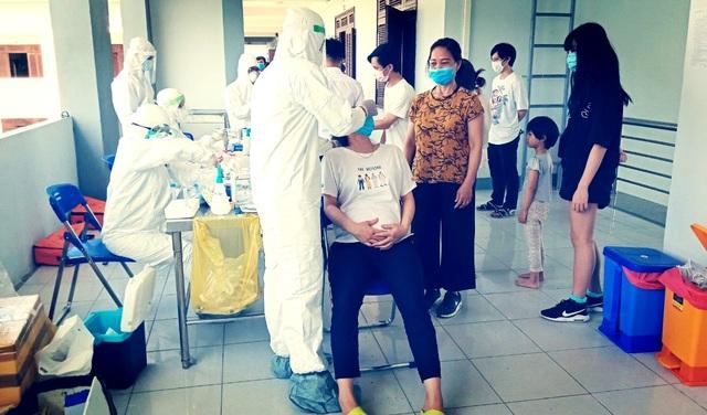 Quảng Nam: Cách ly, chăm sóc sức khỏe 110 phụ nữ mang thai về từ Nhật Bản - 1