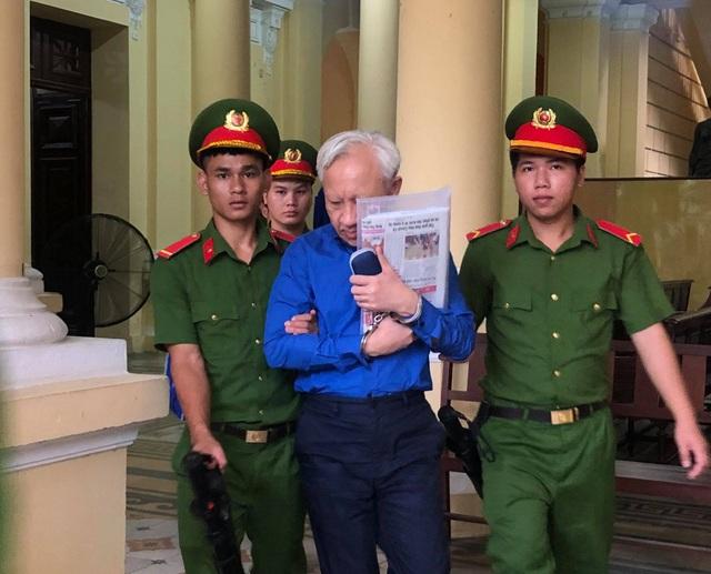 """Trần Phương Bình khai gì về khu """"đất vàng"""" Ba Son? - 1"""