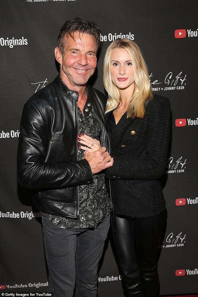 Nam diễn viên Dennis Quaid nói về cuộc hôn nhân với bạn đời kém 39 tuổi - 2