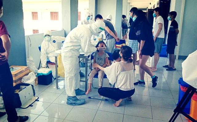 Quảng Nam: Cách ly, chăm sóc sức khỏe 110 phụ nữ mang thai về từ Nhật Bản - 2