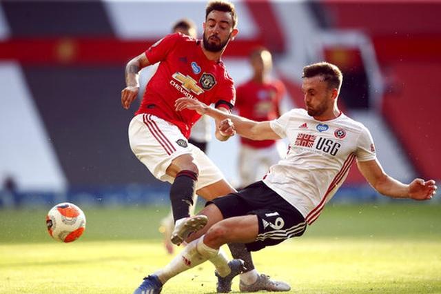 Ba cầu thủ hay nhất trong chiến thắng của Man Utd trước Sheffield United - 1