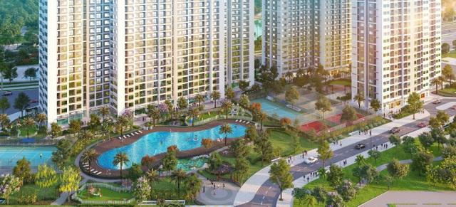 """Imperia Smart City: Giải """"cơn khát"""" chung cư cao cấp hơn 1 tỷ đồng - 1"""