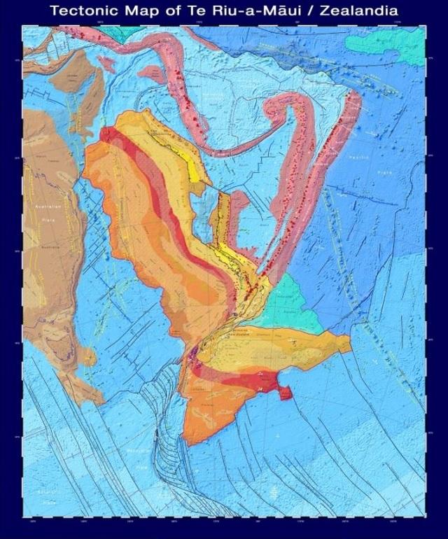 Lục địa thứ 8 của Trái Đất bị thất lạc - 2