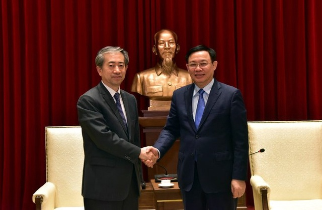 Đại sứ Trung Quốc nói về dự án đường sắt Cát Linh - Hà Đông - 1