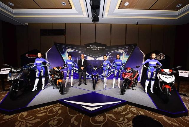 Chủ tịch Yamaha Yano Takeshi xác nhận không có Exciter mới trong năm 2020 - 1