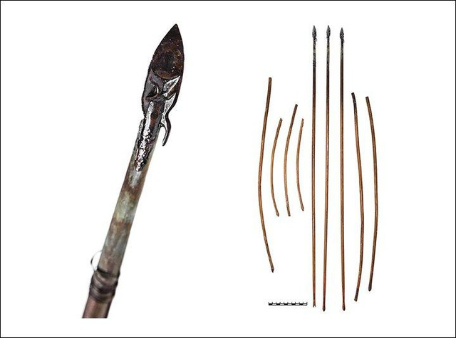 Sự thật về huyền thoại của những chiến binh Scythian cổ đại - 2