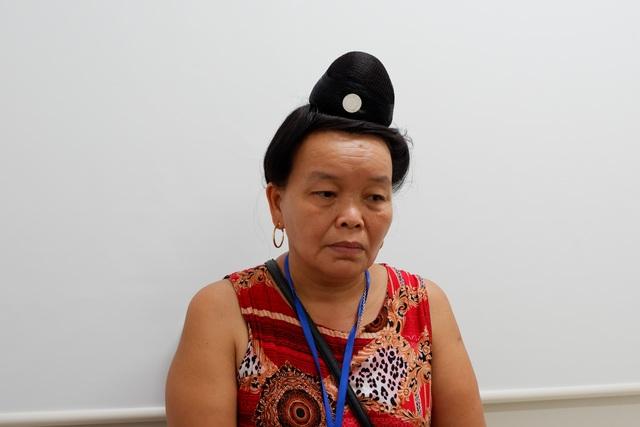 Xót thương cô gái dân tộc Thái suốt 10 năm sống chung với khối u khổng lồ - 1
