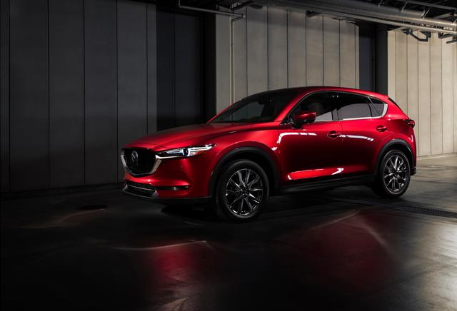 Mazda CX5  - Top 10 SUV tốt nhất 2020 ưu đãi đến 115 triệu đồng - 1