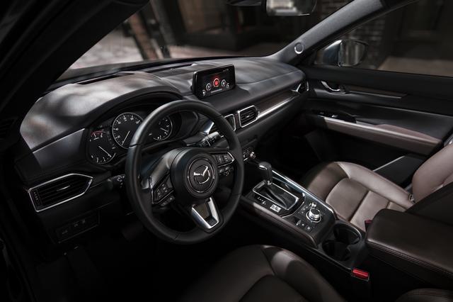 Mazda CX5  - Top 10 SUV tốt nhất 2020 ưu đãi đến 115 triệu đồng - 2