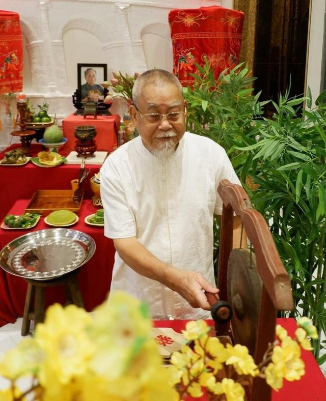 Con trai GS-TS Trần Văn Khê không thể về giỗ cha vì dịch Covid-19 - 10